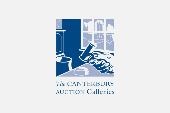 Logo for Canterbury Auction Galleries